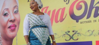 Moji Olaiya: Actress blasts colleagues who failed to 'extend a helping hand'
