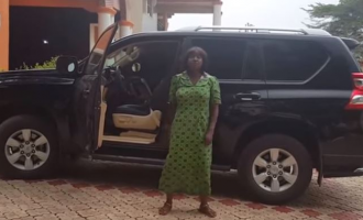 TRENDING VIDEO: Ebonyi female lawmaker does a 'Melaye' with 'Talk and Do' dance