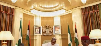 FG budgeted N4.9bn for environmental services in Aso Rock — yet rodents found their way to Buhari's office