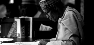 Buhari's voice has exposed his health condition