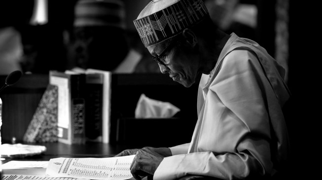 President Buhari Has Taken Me As A Son - Osinbajo