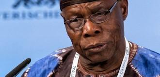 Obasanjo: Restructuring shouldn't be swept under the carpet