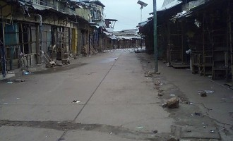 Onitsha, Awka become 'ghost' cities as residents comply with sit-at-home order