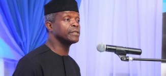 Osinbajo shares story of typist 'who only had SSCE' but now works at world court