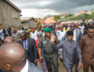 Osinbajo's surprise visit to Abuja market