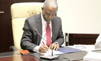 Osinbajo to sign budget at 3pm