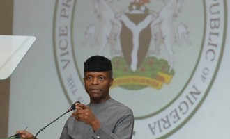 Osinbajo returns to Nigeria after G7 summit