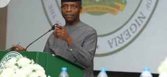 We must punish offenders, says Osinbajo