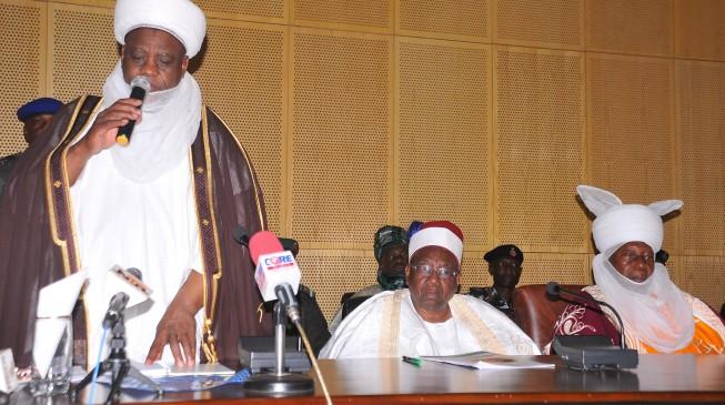 Sultan: Almajiri system not Islamic… it represents poverty