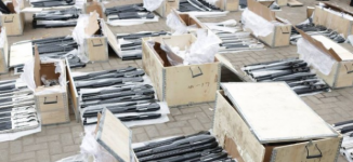 Suspect: We gave police, DSS  N1m while smuggling 661 rifles