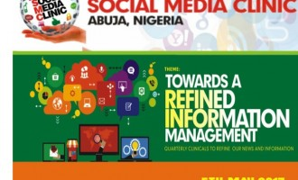 Social Media Clinic to hold in Abuja Friday