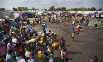 UN: War has forced 2m South Sudanese children out of their homes