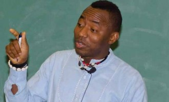 Sowore: Saraki fraudulently procured the order blocking Sahara Reporters' accounts
