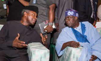 Osinbajo: I had not met Tinubu when he made me commissioner