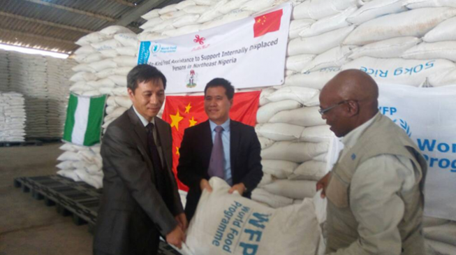 China boosts welfare of north-east IDPs with $5m