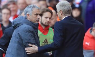 Iwobi overlooked as Wenger finally beats Mourinho