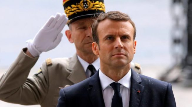 Macron: Why I'm visiting Afrika Shrine