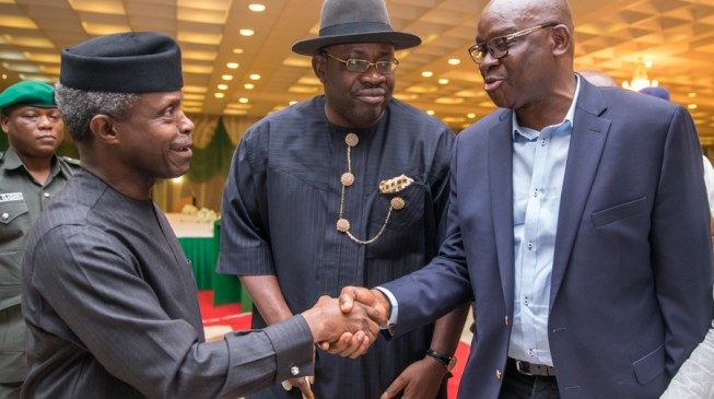 Fayose and Osinbajo