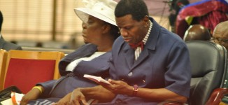 I still iron my wife's clothes, reveals Adeboye