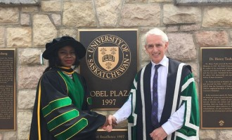 From hawking pepper in Ibadan to bagging PhD in Canada, lady shares her amazing story