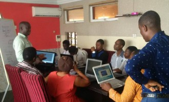 The Harvestworld Church organises free training for youth