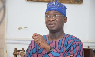 Fashola: Those criticising us for borrowing should tell us where to find funds