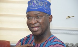 Fashola soft pedals, says federal lawmakers are my friends