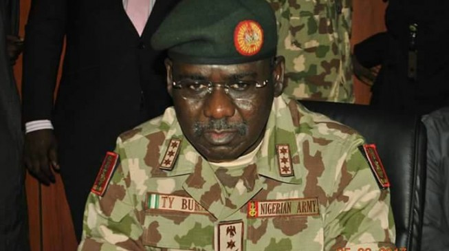 Essence of Buratai's fresh shadows in north-east