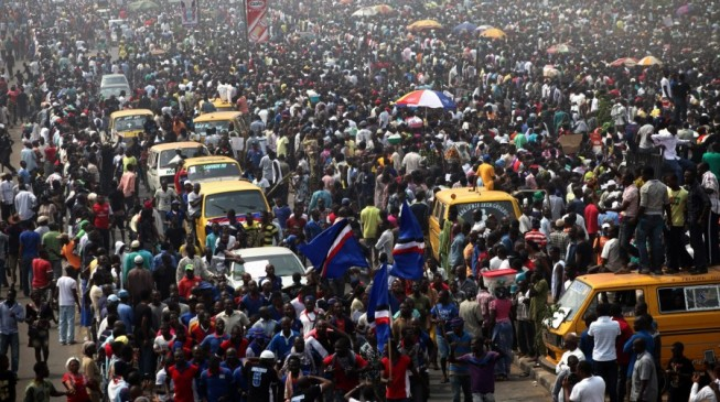 Nigeria's population to overtake U.S.  by 2050