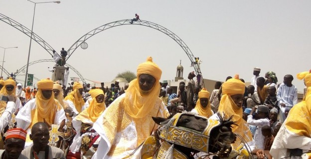 Images from Kano Durbar