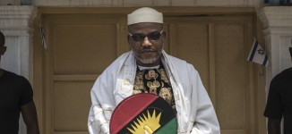 You have no authority to speak for Igbo people, APGA blasts Nnamdi Kanu