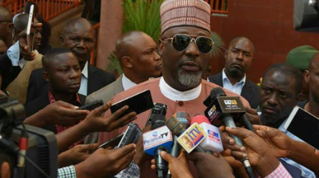 EXTRA: Buhari is president of all Nigerians — including witches and wizards, says Melaye