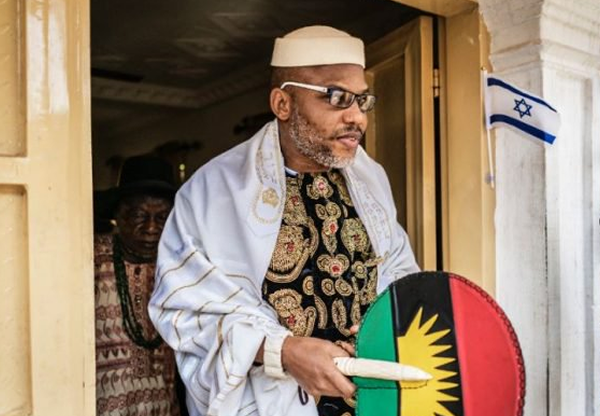 Nnamdi Kanu will be locked up - Onochie