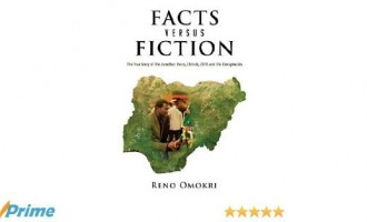 From 23rd to 4th – Omokri's book on Jonathan rises on Amazon bestseller list