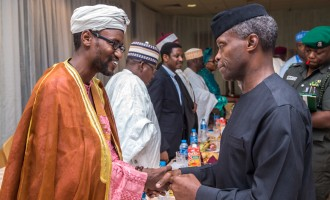 Osinbajo meets northern leaders, says those promoting hate speech will be punished