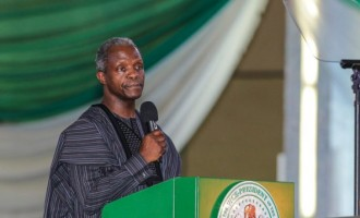 Osinbajo's stabilising role in the polity