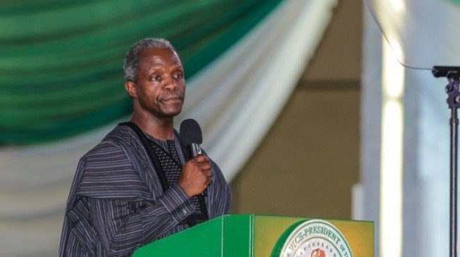 Gospel of Jesus cannot be killed by anybody, says Osinbajo during visit to Benue
