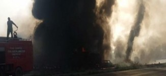 Oil tanker explodes in Pakistan, kills 123