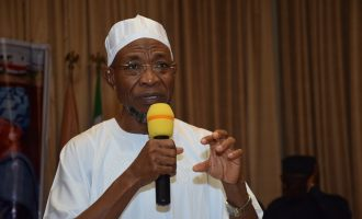I'm not happy paying civil servants half salary, says Aregbesola