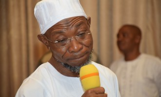Aregbesola: Adeleke's brother is begging me to waive the tax of his university