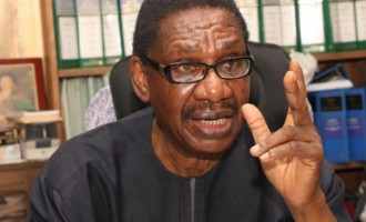 Sagay: One of the judges recalled by NJC is a constant solicitor of money