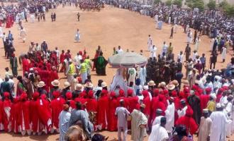 PHOTOS: Sallah celebration across the country