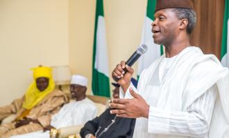 Buhari will complete his tenure, says Osinbajo