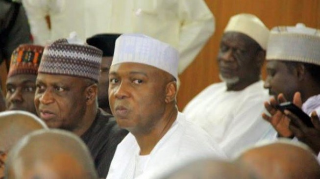 Nigerian court drops most corruption charges against Senate president