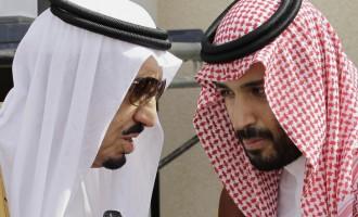 Saudi king names son Salman as new crown prince