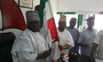 Sheriff's PDP faction in shock over supreme court ruling