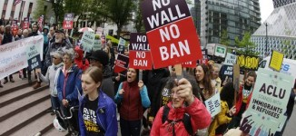 Supreme court revives Trump's travel ban