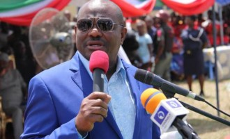 Wike to Nigerians: Ask n'assembly to override Buhari's veto on election reordering