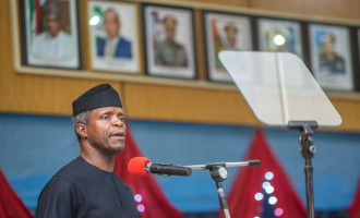 Osinbajo: Clamour for restructuring will be addressed soon