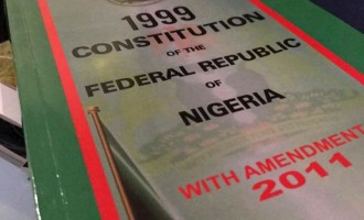 This thing called '1999 Constitution'